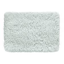 chesapeake memory foam bath mat 20x34 in grey to expand