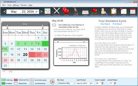 Ovcalendar Ovulation Calendar Calculator Ovualtion