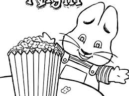 Small Picture Max And Ruby Coloring Print Coloring Pages Max And Ruby