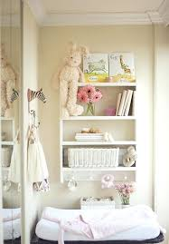 nursery shelf decor baby girl nursery storage ideas with shelves and peg hooks baby girl shelf nursery shelf