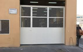 aluminium door work