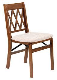 view full sizephoto courtesy of csns stakmore lattice back wood folding chairs