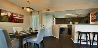 enclave apartments. the enclave dining room apartments