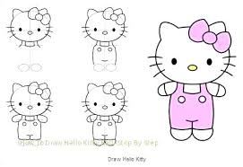 How To Draw Kitty Myhealthspace Co