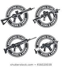 Gun Company Logos Gun Logo Images Stock Photos Vectors Shutterstock