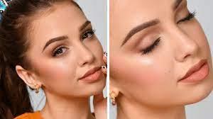 everyday natural makeup tutorial you