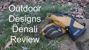 Outdoor Designs Denali Glove Outdoor Designs Denali Glove Review