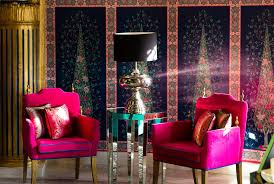 maximalist indian living rooms designs