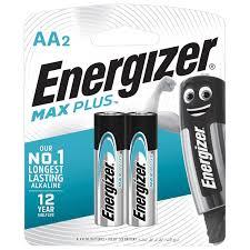 <b>Батарейка Energizer MAX Plus</b> Alk AA BP2 - купить в магазине ...