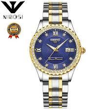 Jumia Black Friday Deals on NIBOSI <b>Gold Watch Women Watches</b> ...