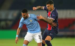 PSG beaten by Manchester City after failed wall in Riyad Mahrez goal:  Funniest memes and reactions | UEFA Champions League