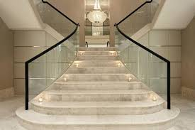 Marble Stairs Staircase