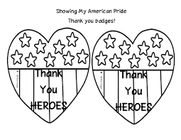 Veterans Day Thank You Printable Coloring Pages Get Coloring Pages