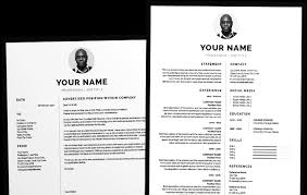 Adobe Resume Template Classy Adobe Up Your Resume Game Maybe Your Whole Career Game