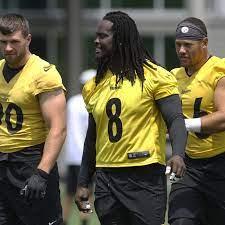 Steelers OLB Melvin Ingram ...