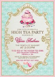 tea party invitations free template kitchen tea invitations templates free magdalene project org