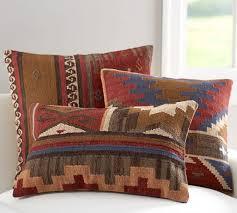 Pottery Barn Kilim Pillow Cover