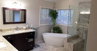 Raleigh NC Master Bathroom Remodeling WD Smith Construction Adorable Bathroom Remodeling Raleigh