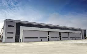 Aircraft Hangar Selection And Sizing Dimensions