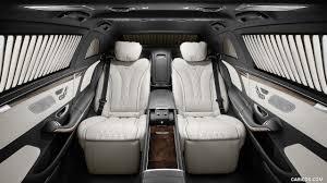 2018 mercedes maybach 6. Contemporary 2018 2018 MercedesMaybach S 600 Pullman Guard  Interior Wallpaper With Mercedes Maybach 6