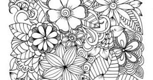 Provides hours and hours of stress relieving, mindful calm, and have fun. Flower Coloring Pages Skip To My Lou