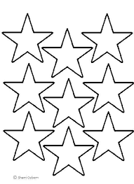 printable star star outline images star outline printable clip art 2 wikiclipart