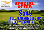 Melbourne Airport Golf Club - Home | Facebook