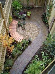 Small Picture 18 Clever Design Ideas for Narrow and Long Outdoor Spaces Clever