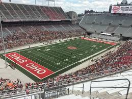 Osu Stadium Seating Chart Rows Ohio Stadium Section 9c Rateyourseats Com