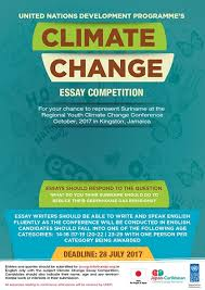 undp climate change essay competition united nations suri are you a student good in english and in the age category of 14 29 years then this is an opportunity for you submit your essay for a chance to represent