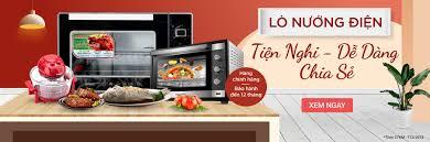 Mua online Lò nướng điện giá cực tốt