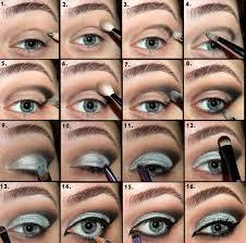 dramatic glitter eye makeup tutorial