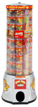 Sweet Vending Machine Beauteous Sweet Tower Vending Machines The Business For You Tubz Vending