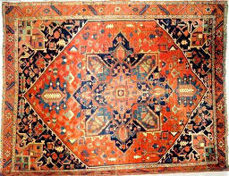 medallion carpet with structure orange oriental rug and teal