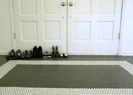 penny tiles backsplash penny tile designs that look like a million bucks  entryway penny tiles floor
