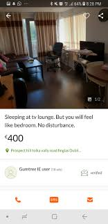 Prospect Design Dublin Sleep On A Couch For 400 A Month Dublin Ireland