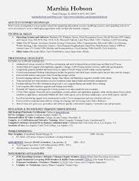 Resume Desktop Support Engineer Best Resume Format 34455