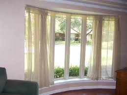Gallery Of Flexible Curtain Rods For Bow Windows Memsaheb That Spectacular
