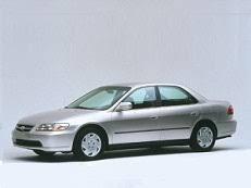 Honda Accord Lug Pattern