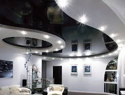 Types Of Ceilings Stretch Ceilings Types Advantages Disadvantages And Photos