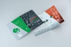 Print: Bi-Fold Brochure | Codivisual