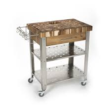 Kitchen Chopping Block Table Butcher Block Kitchen Islands Carts Youll Love Wayfair