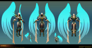Auriel Heroes of the Storm by ...