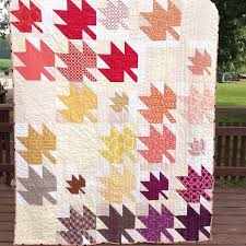 39 best modern maples quilts images on Pinterest | Modern, Quilt ... & Modern Maples quilt by HoosierToni Adamdwight.com