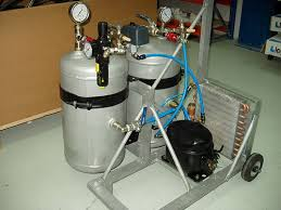 compresor de aire casero. compresor de aire casero n