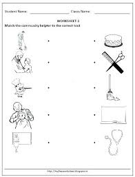 coloring pages community helpers – manyfountains.com