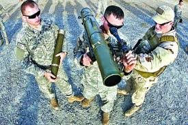 Us Army Platoon Us Army Adds 84mm Recoilless Rifle To Platoon Arsenal