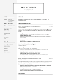 Resume Builder Objective Examples Resume Builder Resumeviking Com Hvac Objective Examples Technician 25