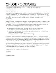Office Administration Cover Letter Administrative Assistant Example