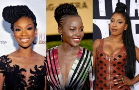 Box Braids Hair Style celebrity box braids hairstyles to get ispired with hairdrome 8261 by wearticles.com